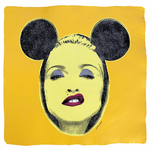 , 'Pop Icon Madonna Yellow,' 2018, 3 Punts Galeria