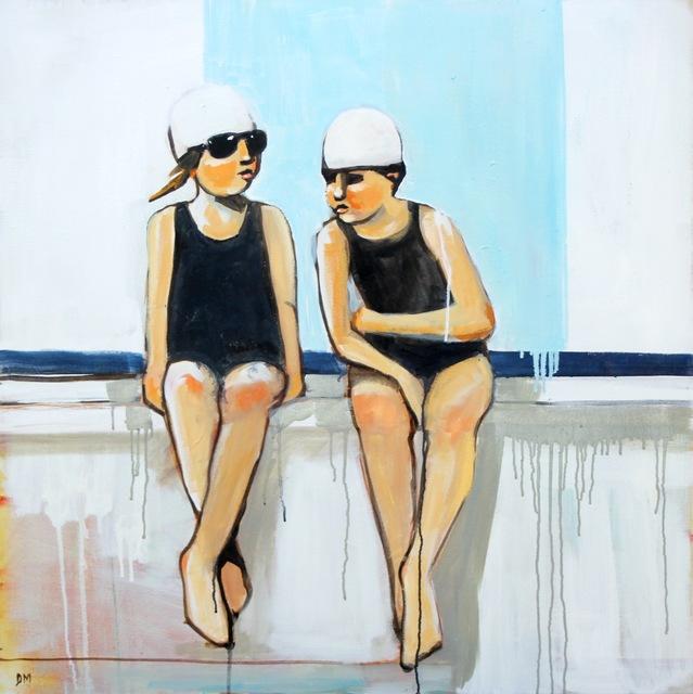 , 'Secrets,' 2010-2017, Eisenhauer Gallery