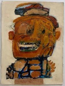 , 'Barrio Boy,' 2017, Van Der Plas Gallery