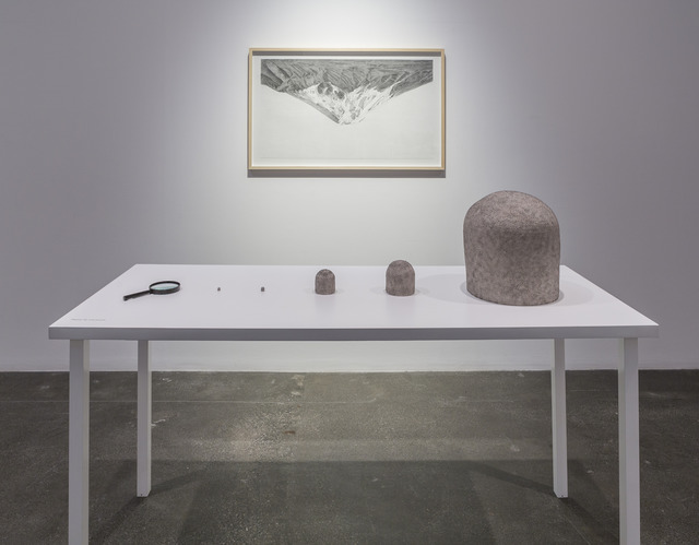 , 'Installation view,' 2014, Lawrie Shabibi
