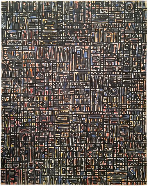 , 'Constructivist Grid - New York,' 1960, Cecilia de Torres, Ltd.