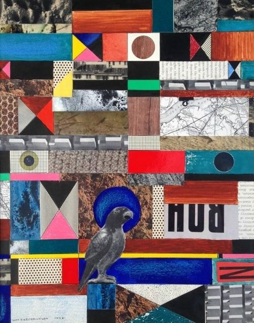 , 'Untitled Collage,' 1947, Gillian Bryce Fine Art