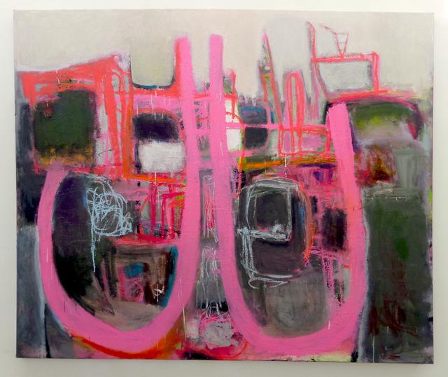 , 'Monkey Bars,' 2016, Amos Eno Gallery