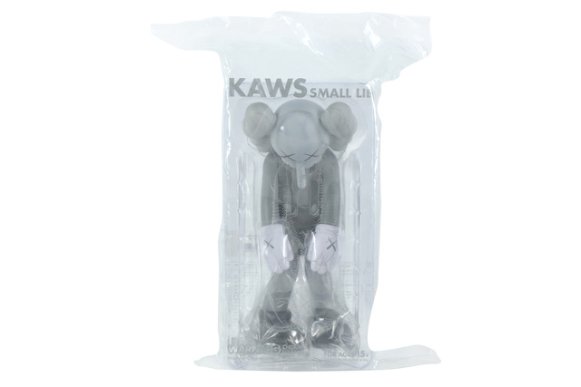 KAWS, 'Small Lie (Grey)', 2017, Chiswick Auctions