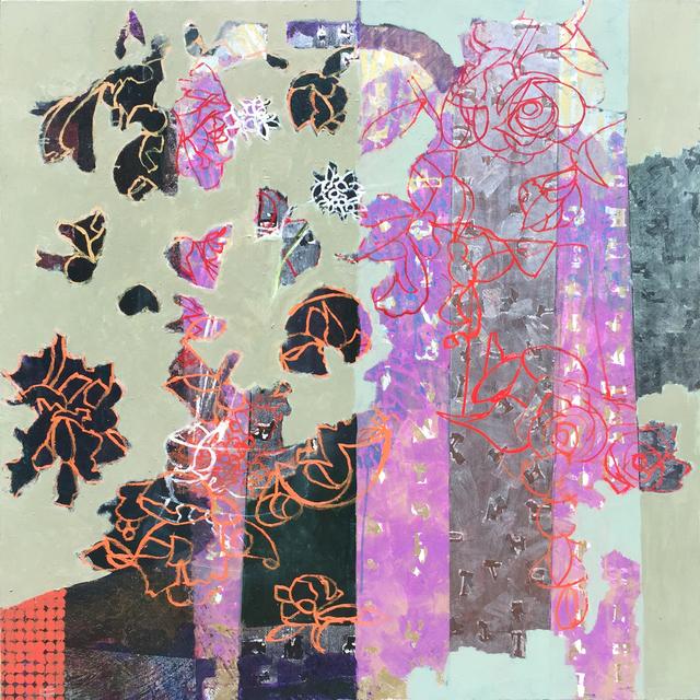 , 'Tumblers,' 2017, Sorelle Gallery Fine Art
