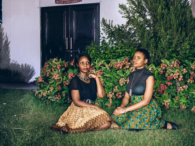 Mahesh Shantaram, 'Averlon and Petra (Zimbabwe). Jaipur', 2017, East Wing