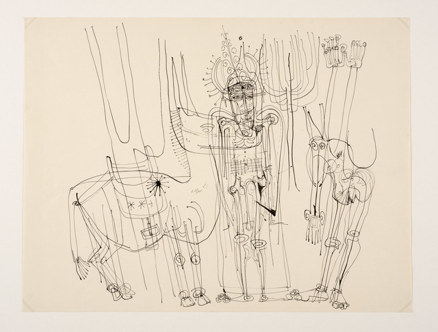 , 'They Always Appear,' 1961, Vigo Gallery