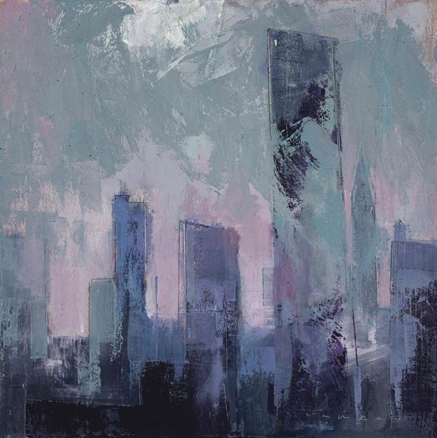 , 'City of Glass,' 2017, Sue Greenwood Fine Art