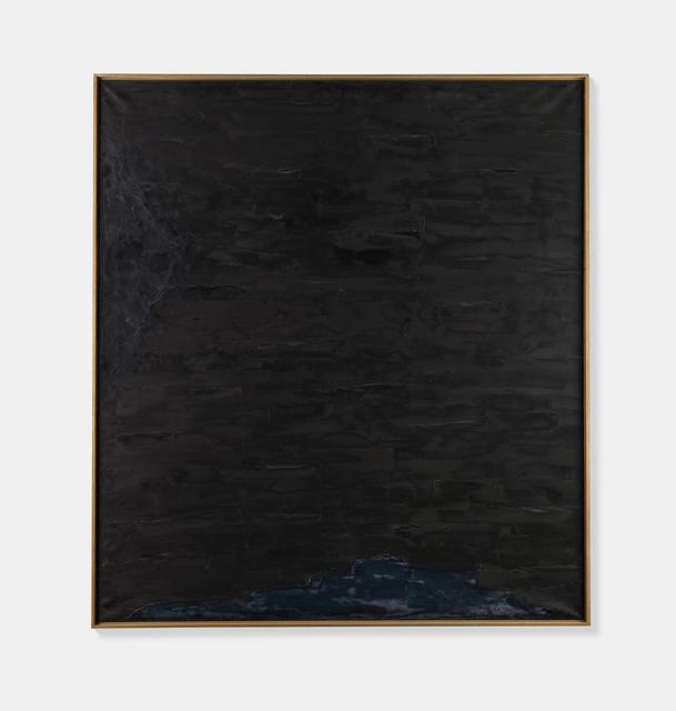 , 'Black Painting,' 1957, Offer Waterman