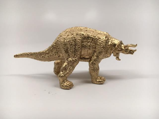 , 'Pygmy Headed Triceratops,' , Ro2 Art