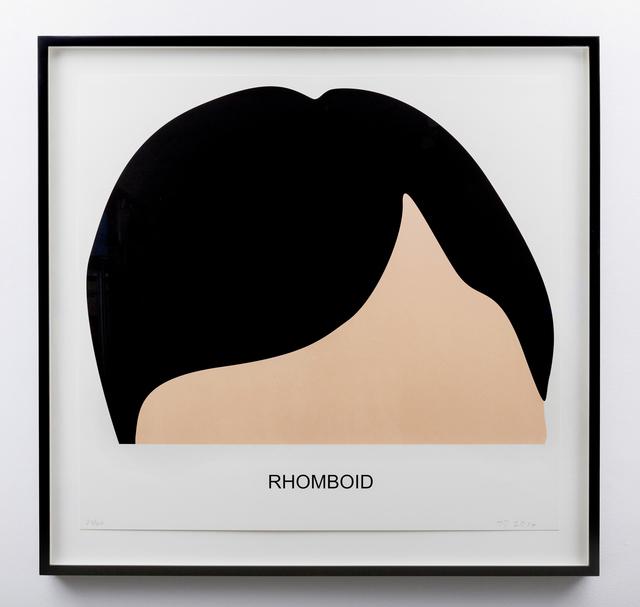 , 'Rhomboid,' 2016, Gemini G.E.L.