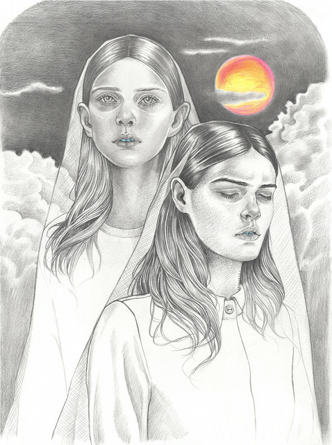 , 'Sisterhood,' 2017, Massey Klein Gallery