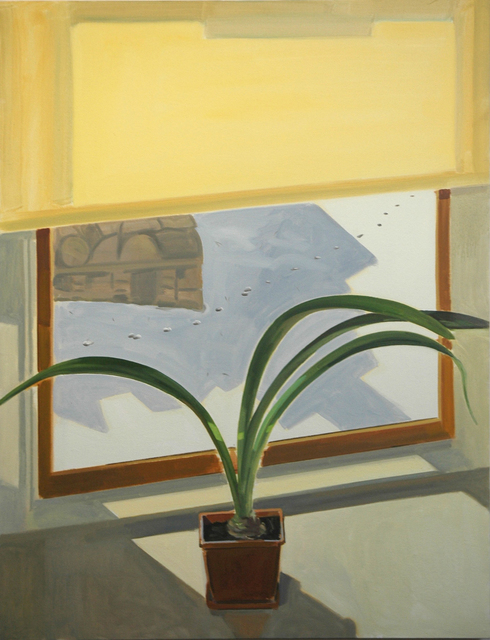 Richard Kirk Mills, 'Sunlit Shade w/ Amaryllis and Paw Prints', 2019, Blue Mountain Gallery