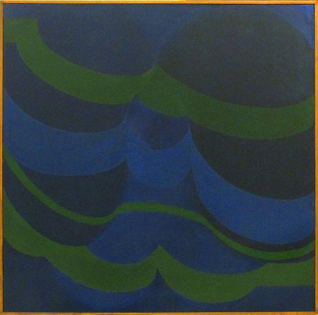 , 'Alternado IV,' 1972, Galeria Berenice Arvani