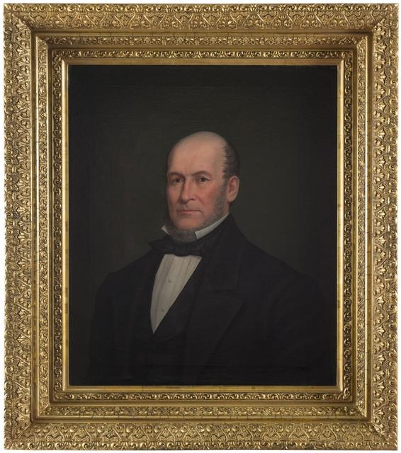 , 'Heber C. Kimball,' 1865, Anthony's Fine Art
