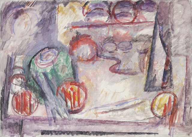 , '(Still Life with Ginger Jar),' 1940's, Charles Nodrum Gallery