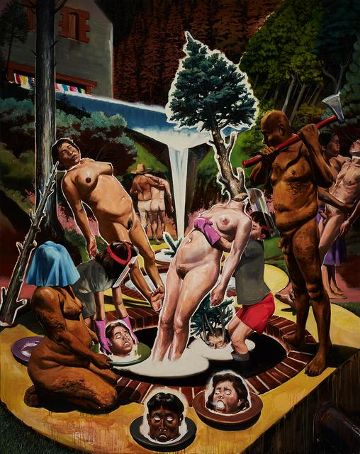 , 'Ensamblaje ,' 2017, MAIA Contemporary