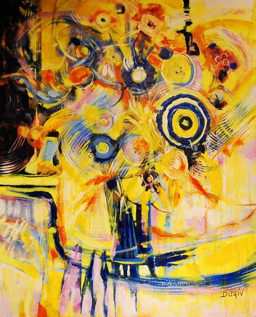 , 'Spirals and Florals,' , Baterbys Art Gallery