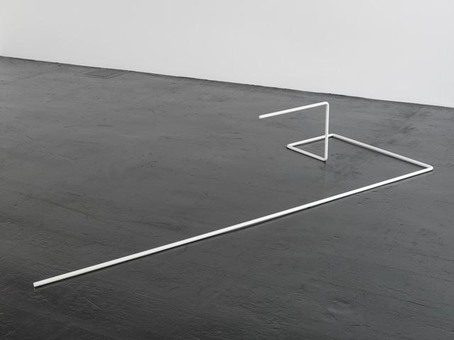 , 'Raumplastik Weiss 1975/19,' 1975, Dierking