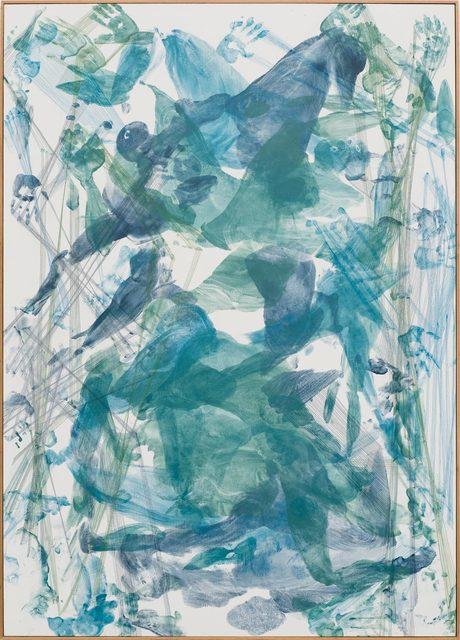 , 'Vertical,' 2013, Casa Triângulo