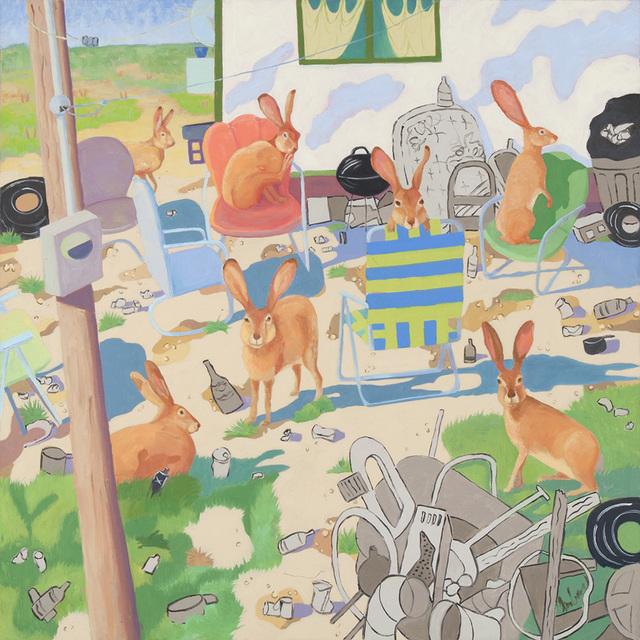 , 'The Big Family,' 2016, Valley House Gallery & Sculpture Garden
