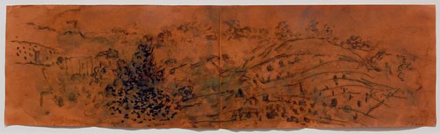 , 'Hills (Umbria),' 2000, John Davis Gallery
