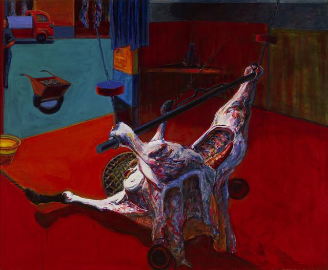 , 'Cavallo Balbano II (Ochse Knapp am Boden),' 1986, Faurschou Foundation