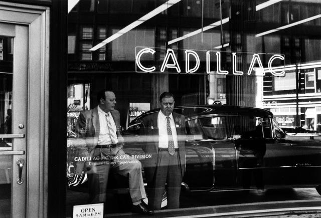 , 'Cadillac, NY,' 1955, Howard Greenberg Gallery