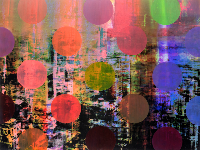 Sarah Nind, 'Pistes et Points - Point 5', 2015, Newzones