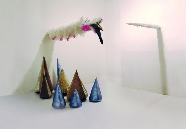 , 'Canis Plumis,' 2012, Anaid Art