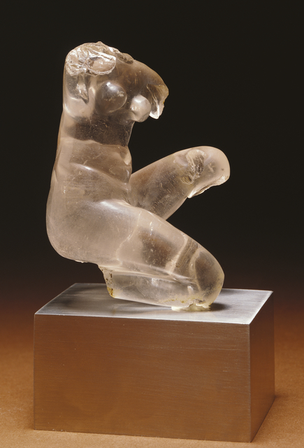 'Statuette of Venus',  1st century B.C., J. Paul Getty Museum