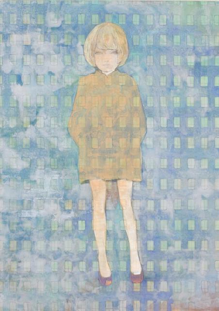 , 'mei-shoku,' 2015, gallery UG