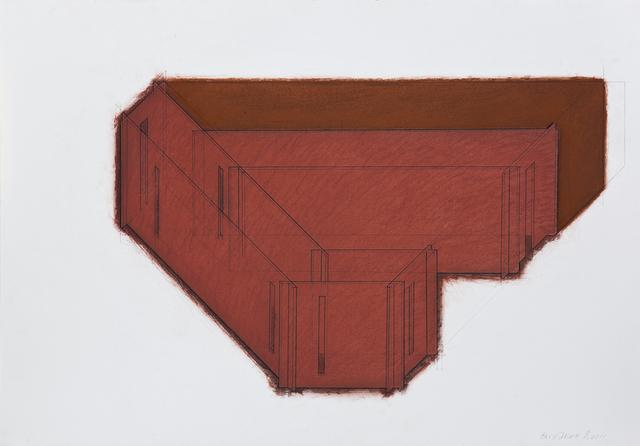""", '""""Fortress 12"""",' 2011, Krokin Gallery"""