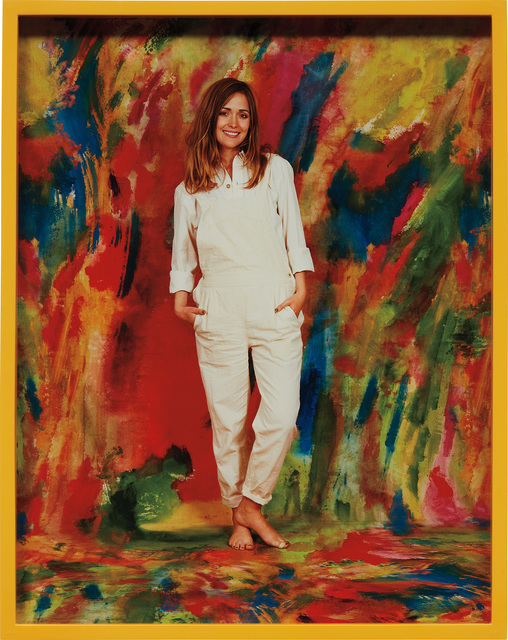 Elad Lassry, 'Woman (Painting)', 2010, Phillips