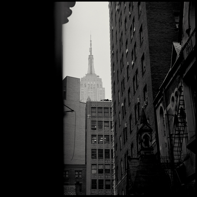 Dan Winters, 'Empire State Building', 1988, Fahey/Klein Gallery