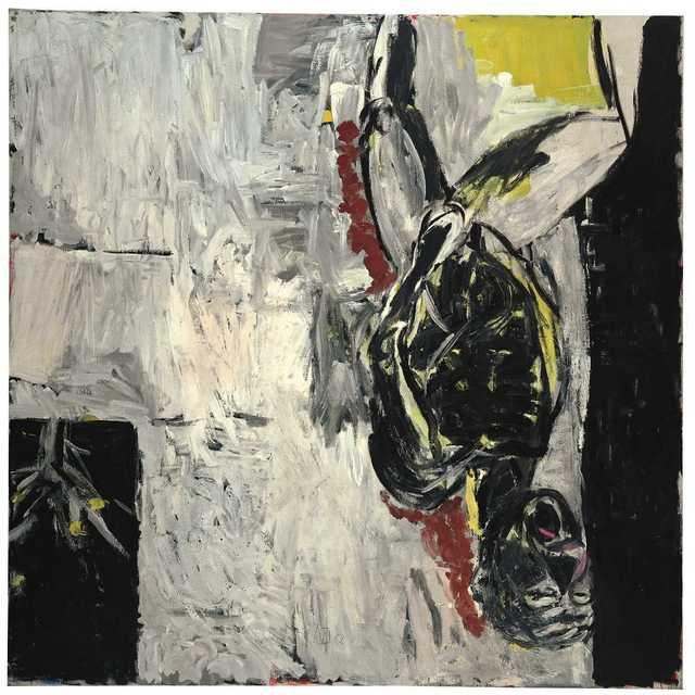 , 'Weg vom Fenster (Out of the Game),' 1982, Fondation Beyeler