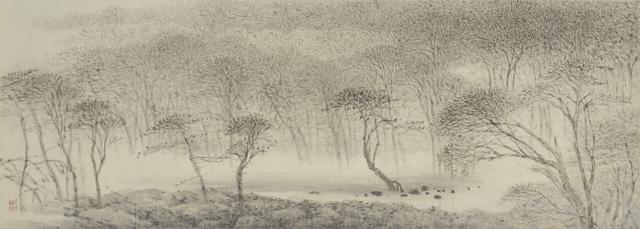 , 'Summer Landscape 夏日風清 ,' 2012, Artrue Gallery