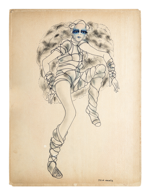 , 'Tela araña,' 1968, Henrique Faria | Buenos Aires