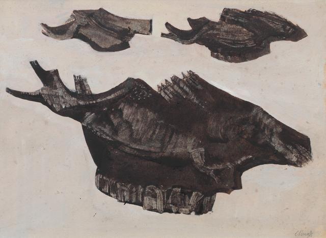 , 'Skull Bone: Study,' 1947, Annely Juda Fine Art