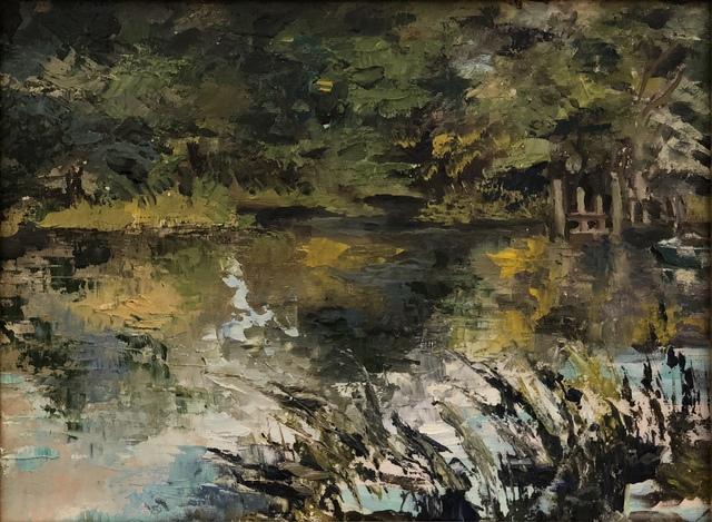 , 'Little Creek,' , Peninsula Gallery