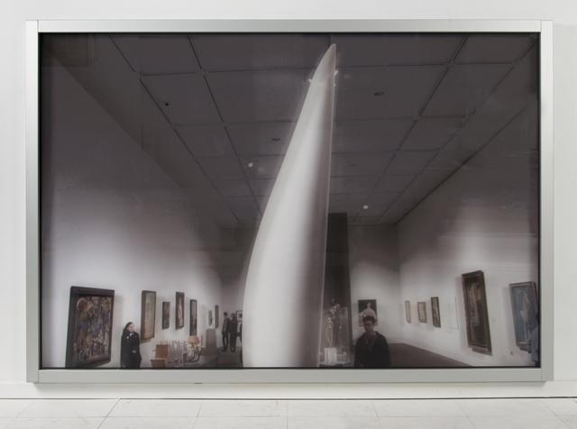 , 'Met (flight with everything),' 2016, Night Gallery