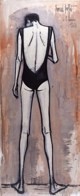 , 'Annabel de dos en maillot de bain,' 1960, Opera Gallery