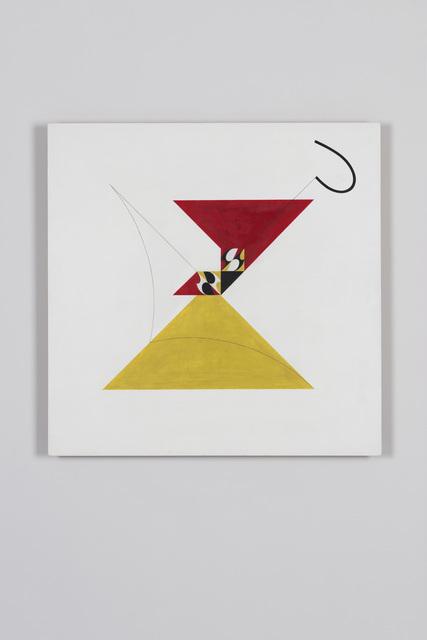 , 'Dynamische Konstruktion,' 1942, von Bartha