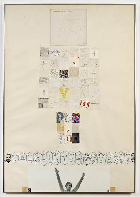 , 'Senza Titolo,' 1980, Ben Brown Fine Arts