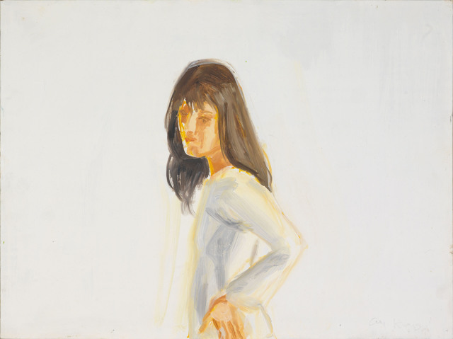 , 'Kym in White,' 2004, Rosenbaum Contemporary