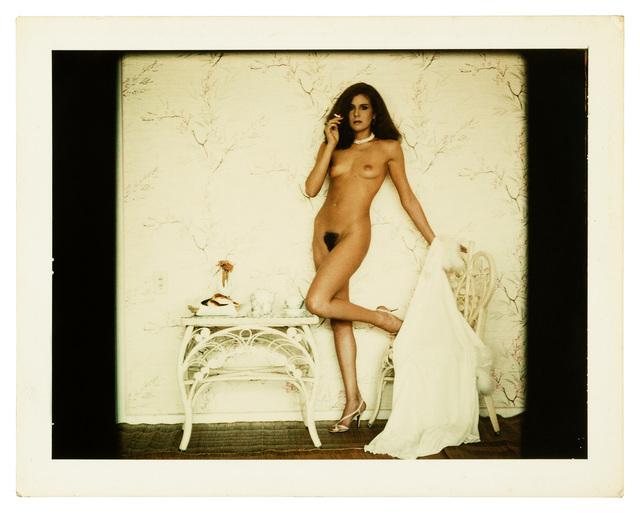 , 'Playboy, Sandra Brea,' 1982, Galeria da Gávea
