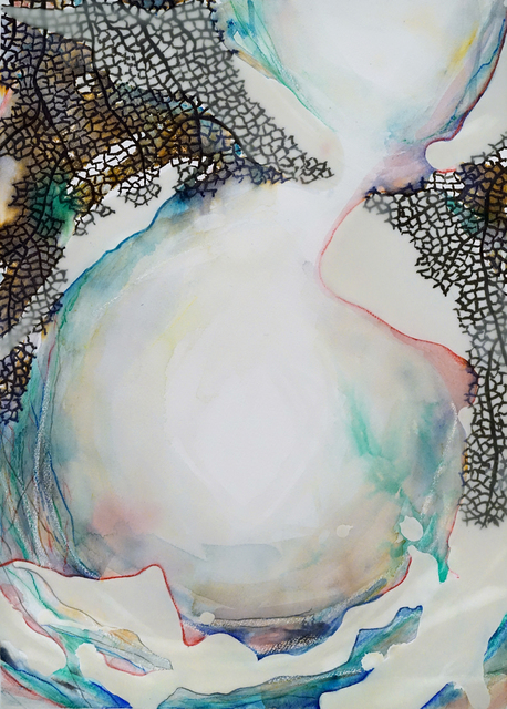 Meredith Knox Barineau, 'Hourglass', 2016, Octavia Art Gallery