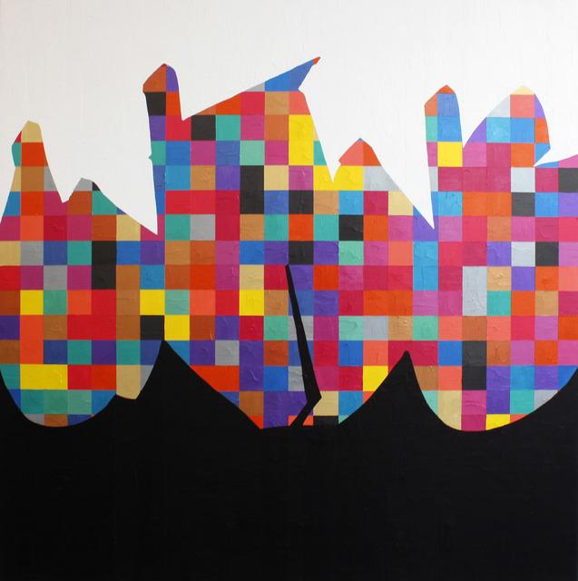 Marc Thalberg, 'anfang/ende', 2019, Art Signé
