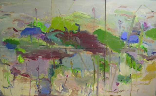 , 'Lotus Pond,' 1997, Artcommune Gallery
