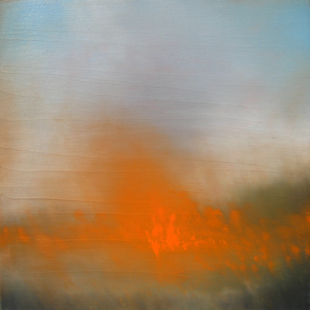 , 'Two Fires #2,' , Sue Greenwood Fine Art